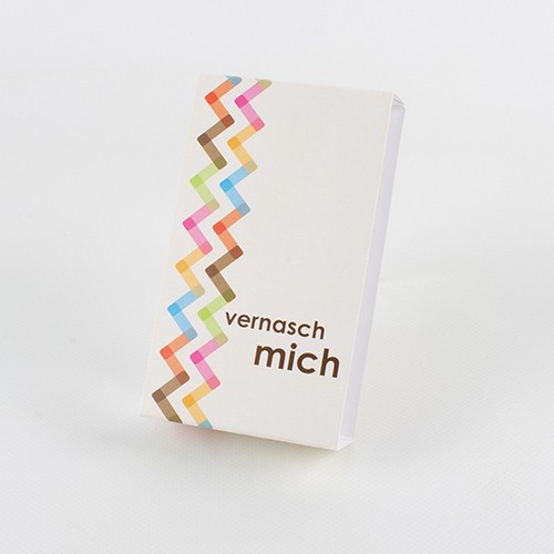 VERNASCH MICH Manschette Classic klar