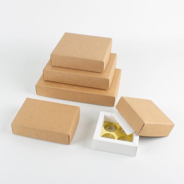 CLASSIC Packung, Einsatz rund gold, 4-15 Stk